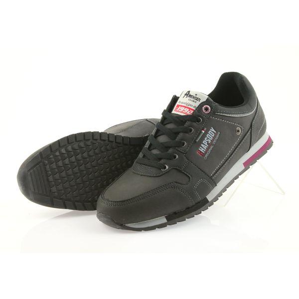 ADI buty męskie sportowe czarne American r.45 zdjęcie 5