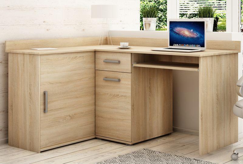 biurka dla dzieci dąb sonoma