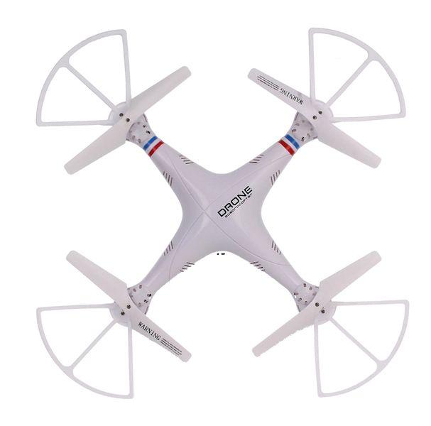 Dron TD08 II Generacji z Kamerą WiFi Podgląd na żywo 2x AKU Biały Z312 zdjęcie 6