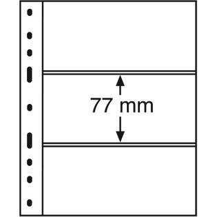 Optima 3C - karta na banknoty przeźr- LEUCHTTURM