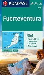 Fuerteventura 1:50 000 Kompass praca zbiorowa