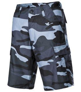 Spodnie US Bermuda BDU skyblue