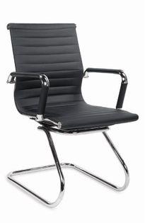 PRESTIGE SKID  gabinetowy fotel krzesło biurowe na podstawie stałej