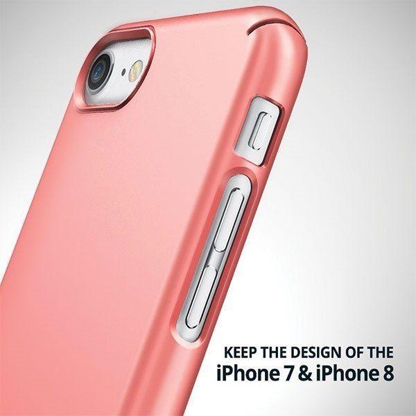 Ringke Slim iPhone 7/8 różowo-złoty /rose gold SLAP0007 zdjęcie 3