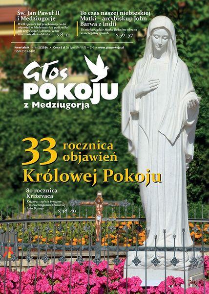 Głos Pokoju numer 2 - kwartalnik z Medziugorja na Arena.pl
