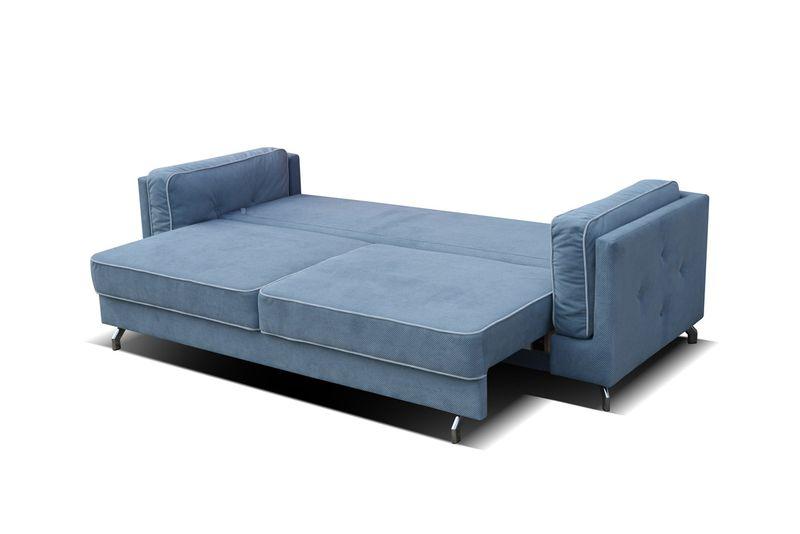 Kanapa Dior, styl skandynawski, wygodna, stylowa sofa zdjęcie 2