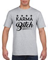 Koszulka męska KARMA BITCH s XL