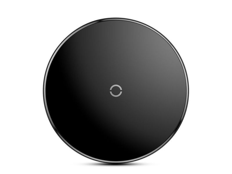 Ładowarka Indukcyjna QI Basues Simple bezprzewodowa 10W Czarna zdjęcie 1