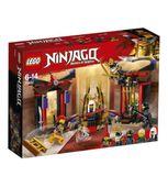 LEGO NINJAGO 70651 Starcie w sali tronowej