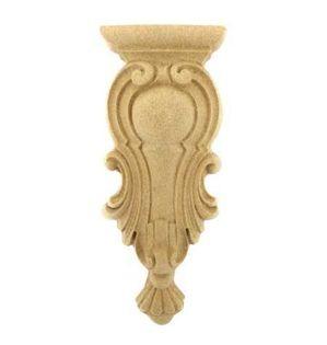 Ornament 560308 z pyłu drzewnego Materiał - Pył drzewny