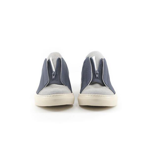 Made in Italia sportowe buty męskie sneakersy niebieski 45 zdjęcie 13