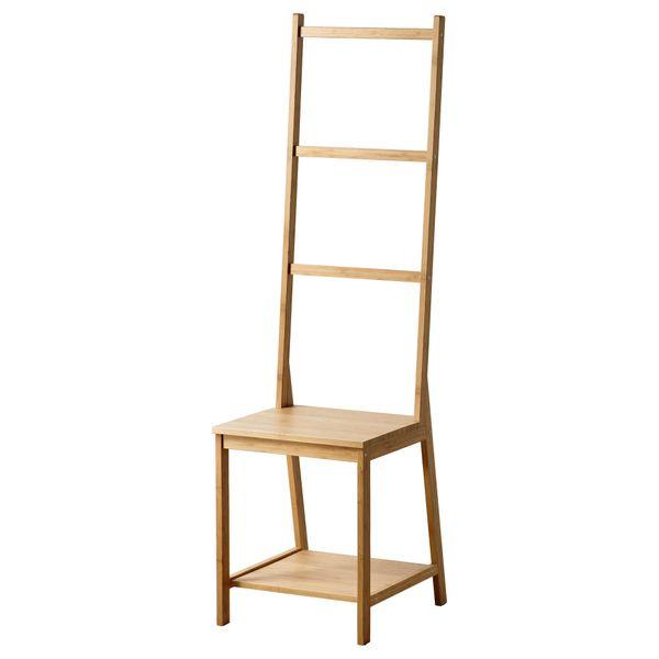 Ikea Ragrund Krzesłowieszak Na Ręcznik Bambus