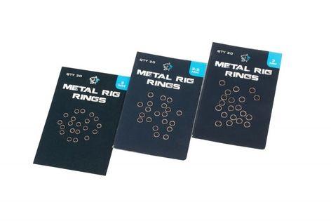 NASH  METAL RIG RINGS 3.0MM