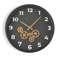 Zegar Ścienny Metal (5,8 x 46 x 46 cm)
