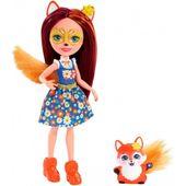 Enchantimals Lalka Felicity Fox i Flick