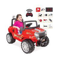 Woopie Duży Samochód Na Akumulator 12V Ranger Car Rc - Zdalnie Sterowany