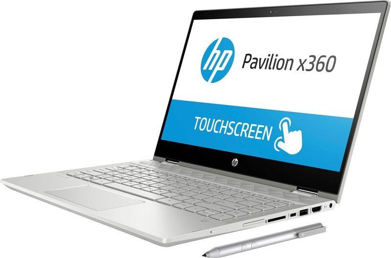 HP Pavilion 14 x360 i7-8550U SSD+HDD MX130-4GB Pen zdjęcie 11
