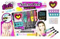 Zestaw Manicure Do Malowania Paznokci Dla Dzieci + Lakiery U106