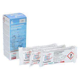 Tabletki odkamieniające Bosch Siemens TZ60002 6szt