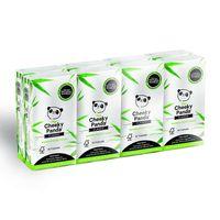 Cheeky Panda, Chusteczki higieniczne kieszonkowe, paczka 8 opak.