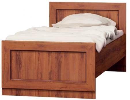 TADEUSZ T21 Łóżko 90 cm dąb lefkas zdjęcie 1