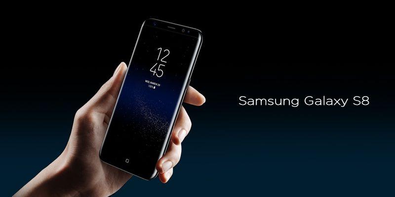 SAMSUNG GALAXY S8 64GB SM-G950F BLACK CZARNY FV23% zdjęcie 5