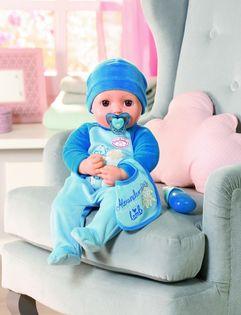 PROMOCJA Zapf Lalka Baby Annabell Alexander chłopiec 43 cm