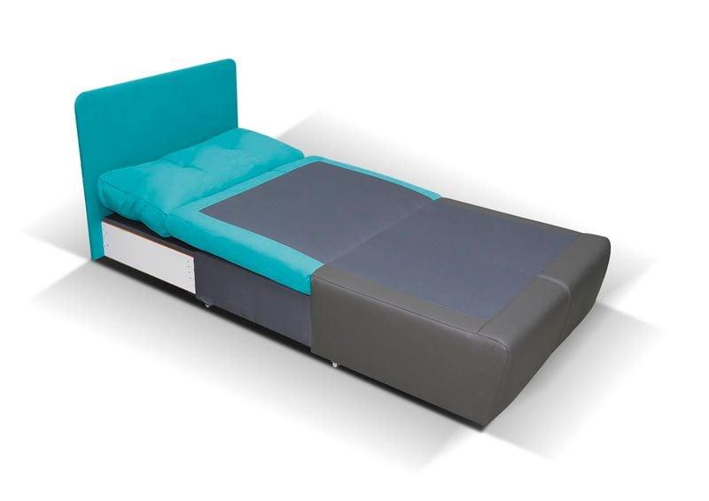 Fotel rozkładany RITO Tapicerowany Super kolory zdjęcie 2