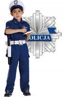 POLICJANT DROGÓWKA STRÓJ Karnawałowy 140