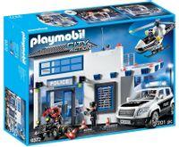 Playmobil Posterunek Policji 9372