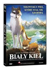 Biały Kieł DVD Alexandre Espigares