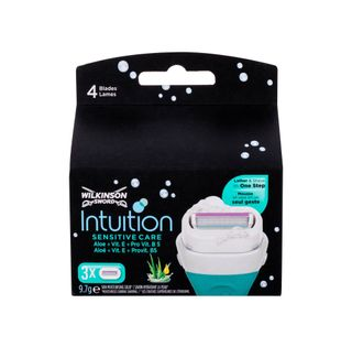 Wilkinson Sword Intuition Sensitive Care Wkład do maszynki 3szt
