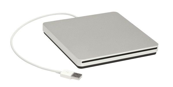 Napęd optyczny Apple SuperDrive USB MD564ZM/A zdjęcie 4