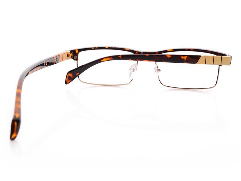 Damskie zastępcze okulary korekcyjne plusy +3,00 zdjęcie 3