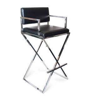 Rasmus krzesło barowe 53x45xh109,5cm