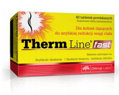 Therm Line Fast redukcja wagi 60 tabletek Olimp