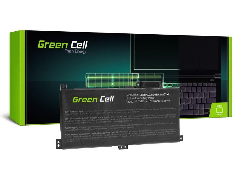 Green Cell Bateria do HP Pavilion x360 / 11,1V 3950mAh HP138 zdjęcie 1
