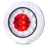 Lampa LED zespolona tylna 2 funkcje okrągła 1092