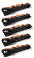 5x TONER do BROTHER TN1090 HL-1222WE DCP-1622W