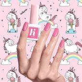 Hi Hybrid Lakier hybrydowy Unicorn nr 217 Pink Sand  5ml