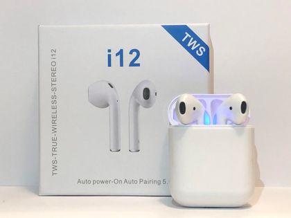 I12 TWS Słuchawki Bluetooth