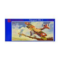 Model plastikowy - Samolot Nieuport 28C.I - Glencoe Models
