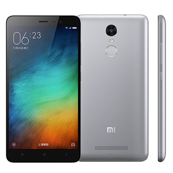 Redmi Note 3 PRO 16GB International LTE 800Mhz black zdjęcie 1