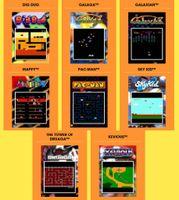 Konsola Retro 8 gier Bandai Namco Pac-Man