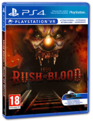 UNTIL DAWN RUSH OF BLOOD PS4 VR - PL