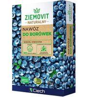 Nawóz do borówek, naturalny Ziemowit granulat 1 kg