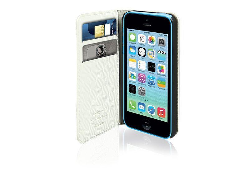 Etui SBS Book Style do iPhone 5S Białe zdjęcie 2