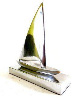Model jachtu 89126c - aluminium