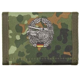 "Portfel BW ""Panzer"" flectarn"