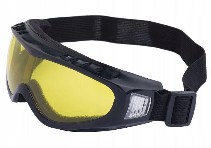 GOGLE Okulary NARCIARSKIE NARTY SNOWBOARD Gratisy zdjęcie 1